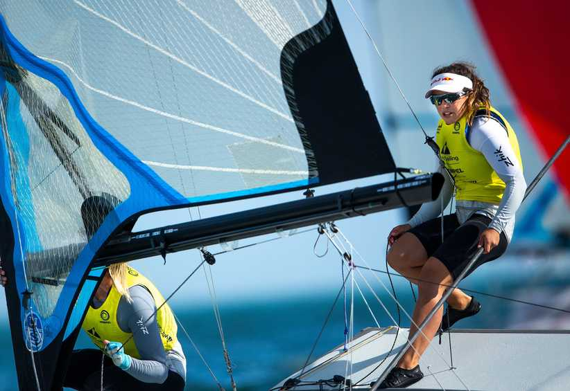 Watch LIVE Sailing - Hempel World Cup Series Miami