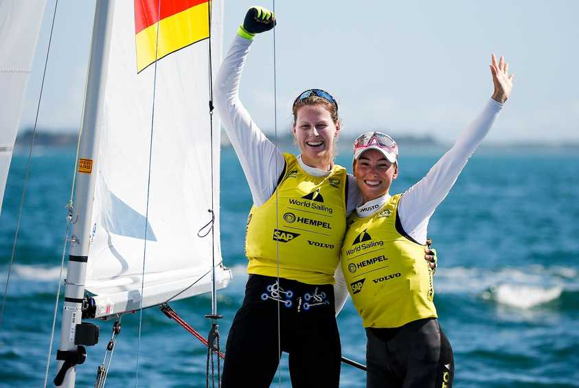 Calling the shifts equals success at Hempel World Cup Series Miami