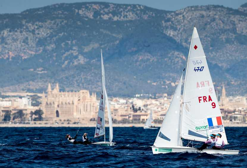 Cancellation of 2020 Trofeo Princesa Sofia Iberostar and postponement of the 470 World Championships