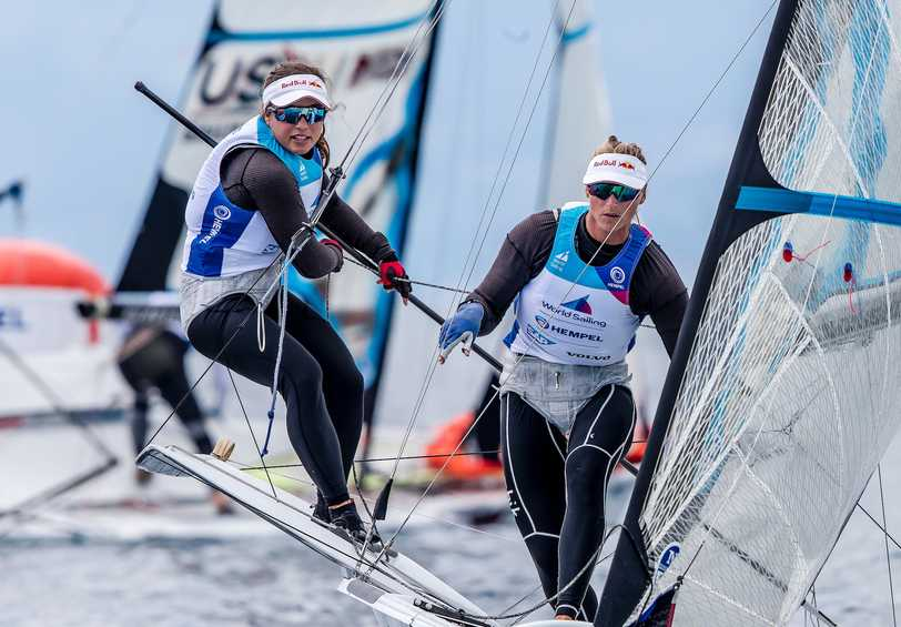 Day #3 Morning Report - Hempel World Cup Series Genoa