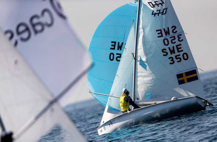 Watch LIVE Sailing - Hempel World Cup Series Genoa