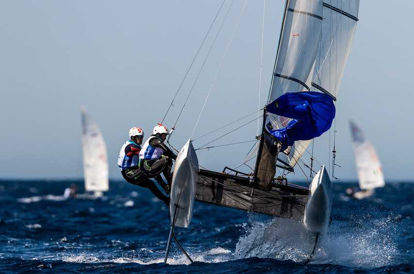 Day #3 Morning Report - Hempel World Cup Series Final - Marseille