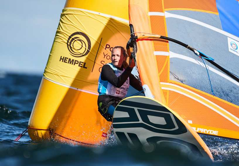Day #4 Morning Report - Hempel Youth Worlds