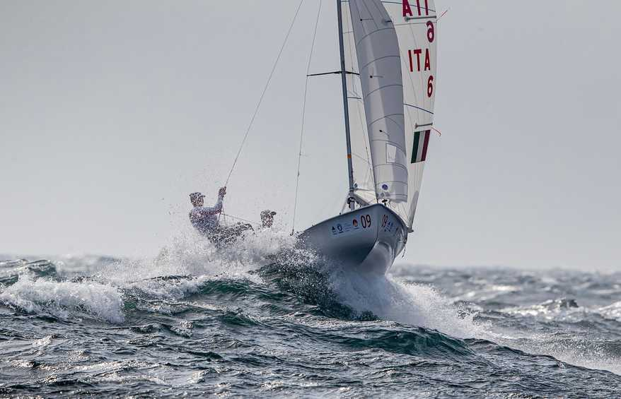 Watch LIVE Sailing - Hempel World Cup Series Enoshima Medal Race Day #2