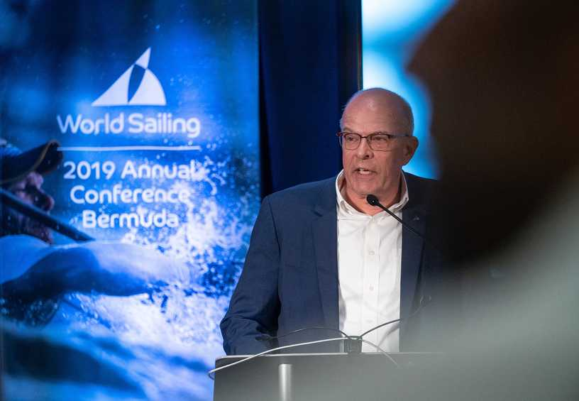 World Sailing President welcomes third ASOIF governance review