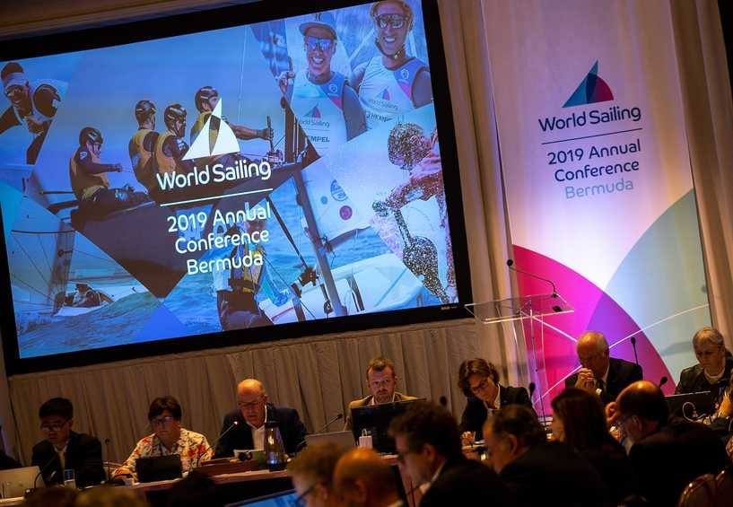 Watch Live - World Sailing Council Meeting - Saturday