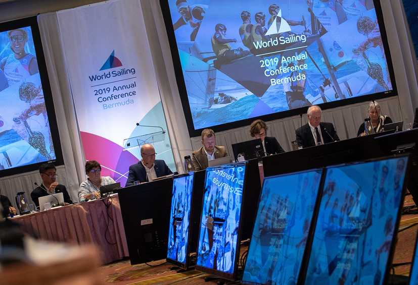 World Sailing invites Host Cities to bid for 2021 Annual Conference