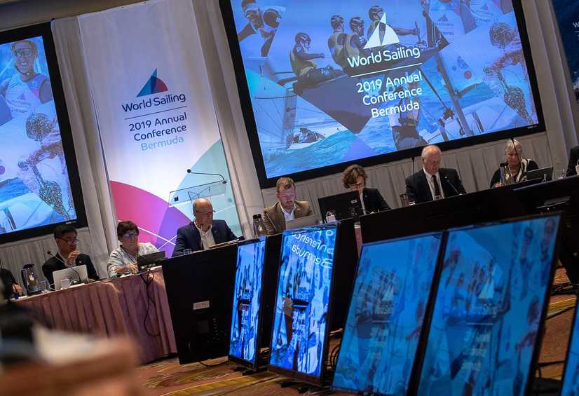Watch Live - World Sailing Annual General Meeting