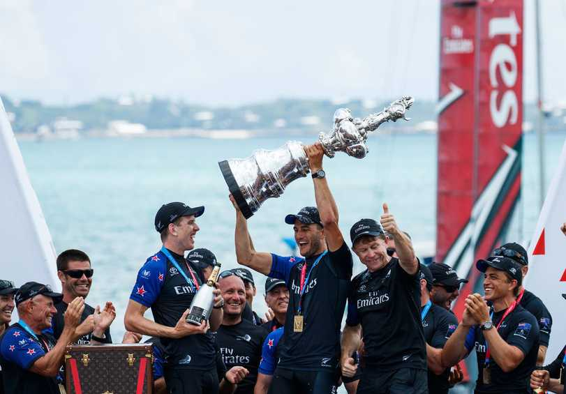 World Sailing and the America's Cup look forward to the 36th edition