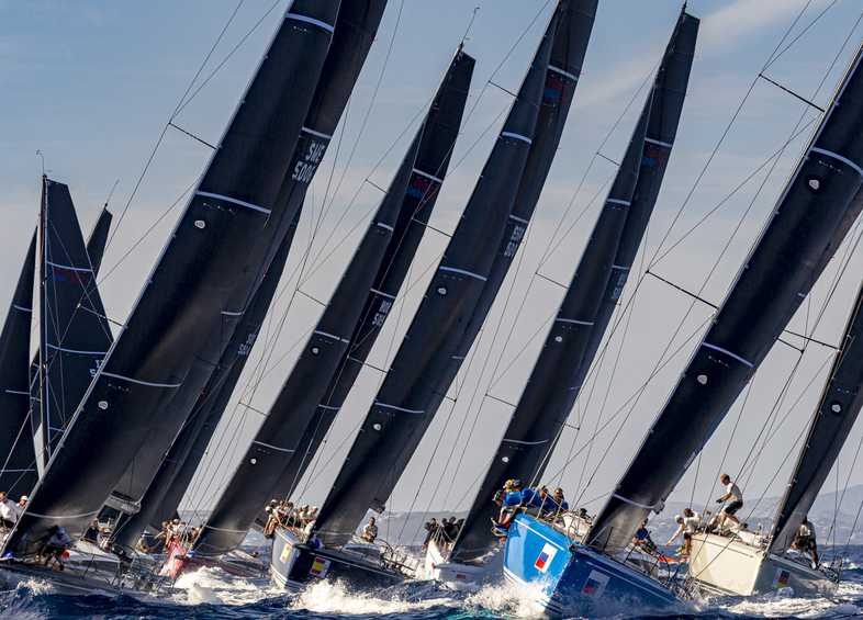 ClubSwan 50 and Swan 45 world titles awarded