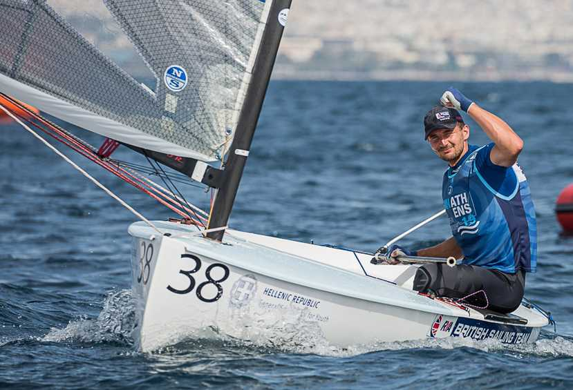 Scott secures Finn Europeans title as Brazil, Greece, Norway & USA qualify for Tokyo 2020