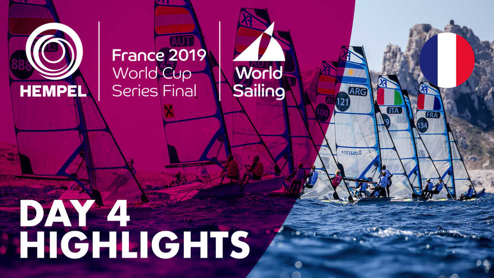 Hempel World Cup Series Final - Day #4 Highlights