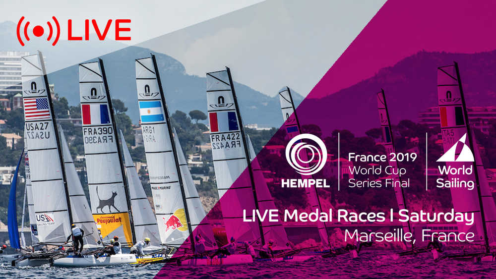 Hempel World Cup Series Final - Medal Race Day #1