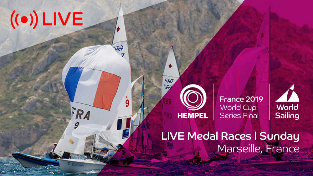 Hempel World Cup Series Final - Medal Race Day #2