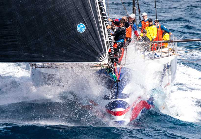 Wizard wins the RORC Caribbean 600 Trophy