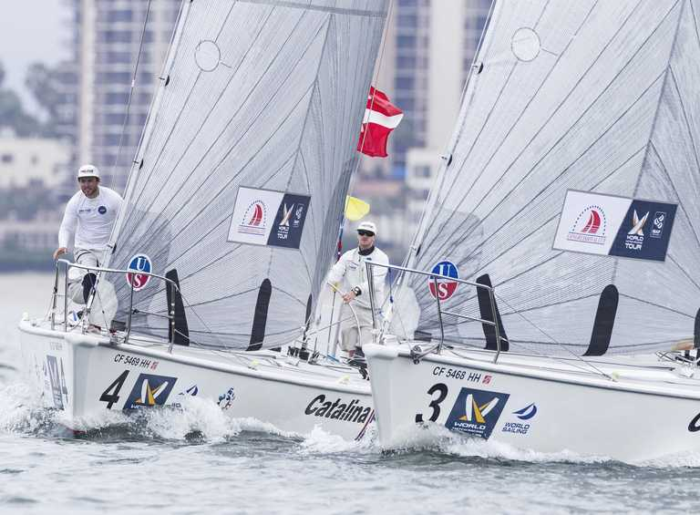 56th Congressional Cup to open World Match Racing Tour season