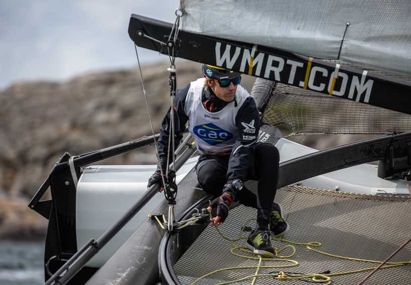World Sailing renews World Match Racing Tour status