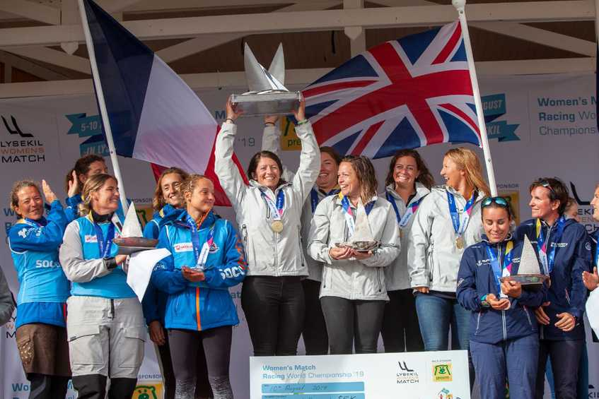 Team Mac take third consecutive world title at Lysekil Women's Match 2019