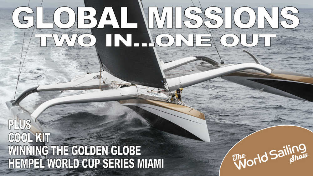 The World Sailing Show - March 2019