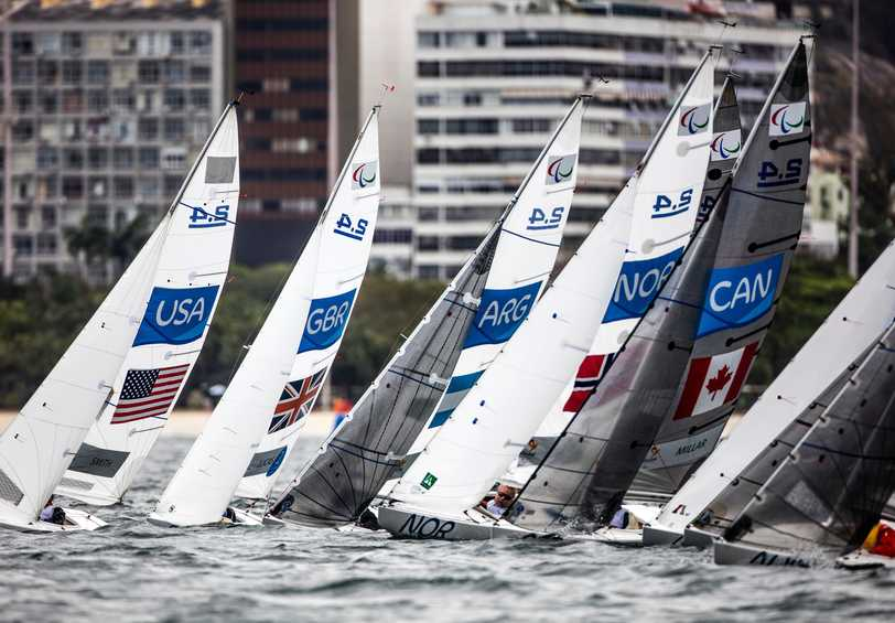 Sailing not included on Paris 2024 Paralympic Games Sports Programme