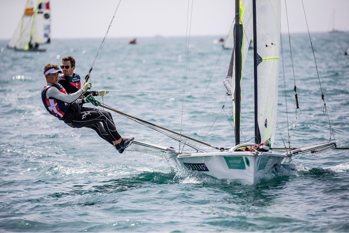 A Dream Debut For New Danish Duo and Baptism of Fire at the 49th Trofeo Princesa Sofia Iberostar