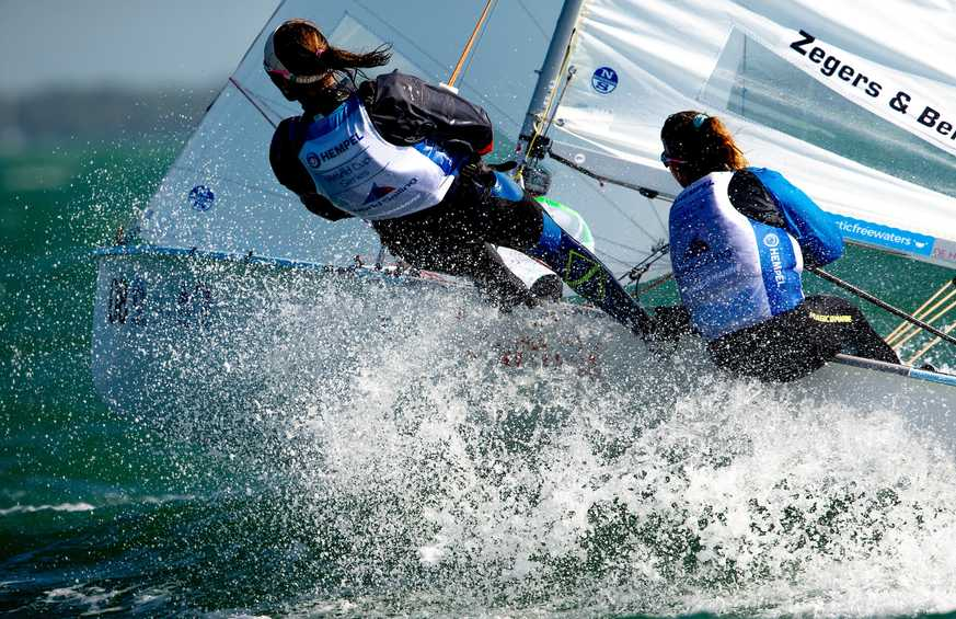 Watch LIVE Sailing - Hempel World Cup Series Miami Medal Races