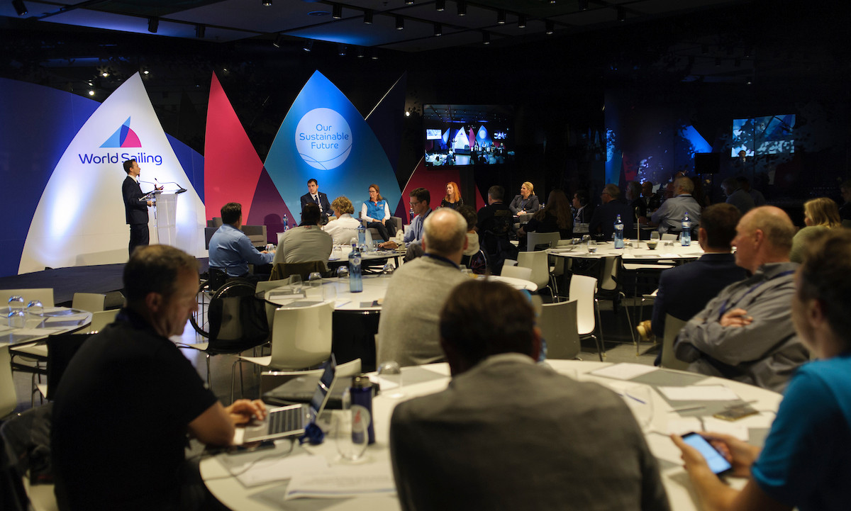 World Sailing uniting the sport at 2017 Annual Conference