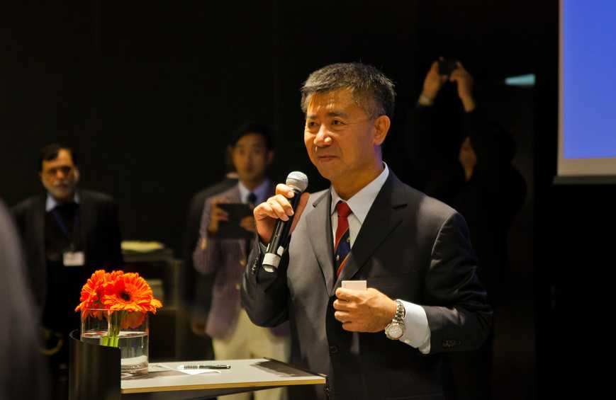 President Quanhai Li address to new Council