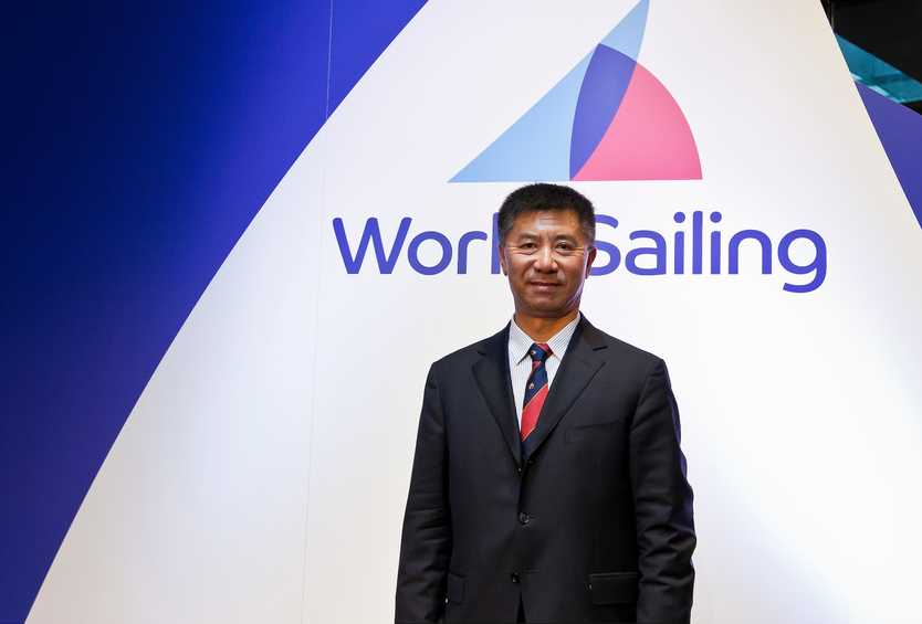 Quanhai Li (CHN) elected as World Sailing President; Supported by a newly elected strong Board of Directors