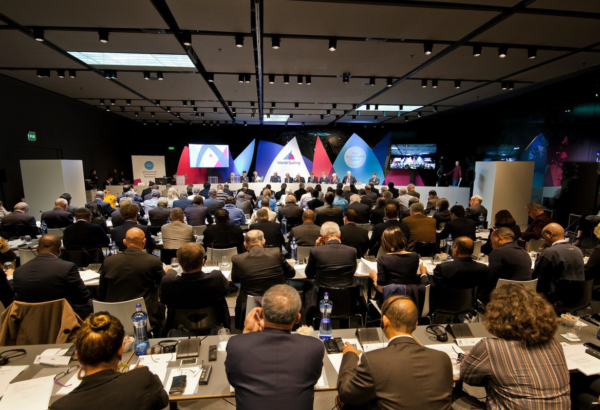 World Sailing Elections underway