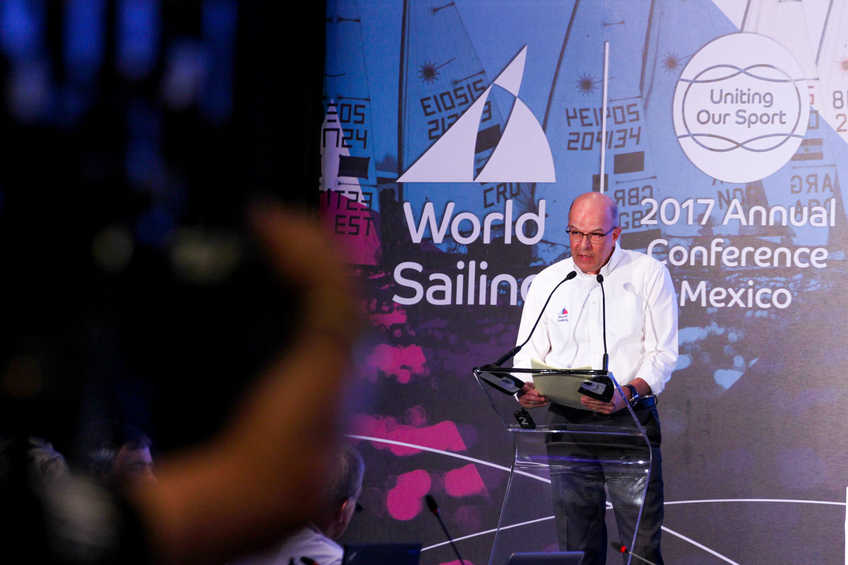 President's Report - World Sailing Annual Conference 2017