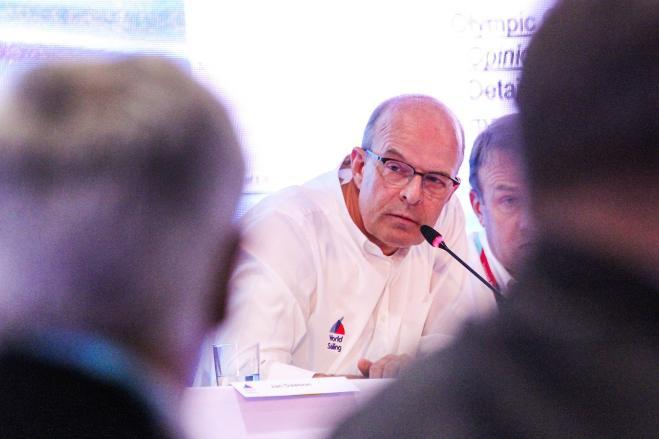 World Sailing President appointed to IOC Olympic Channel Commission