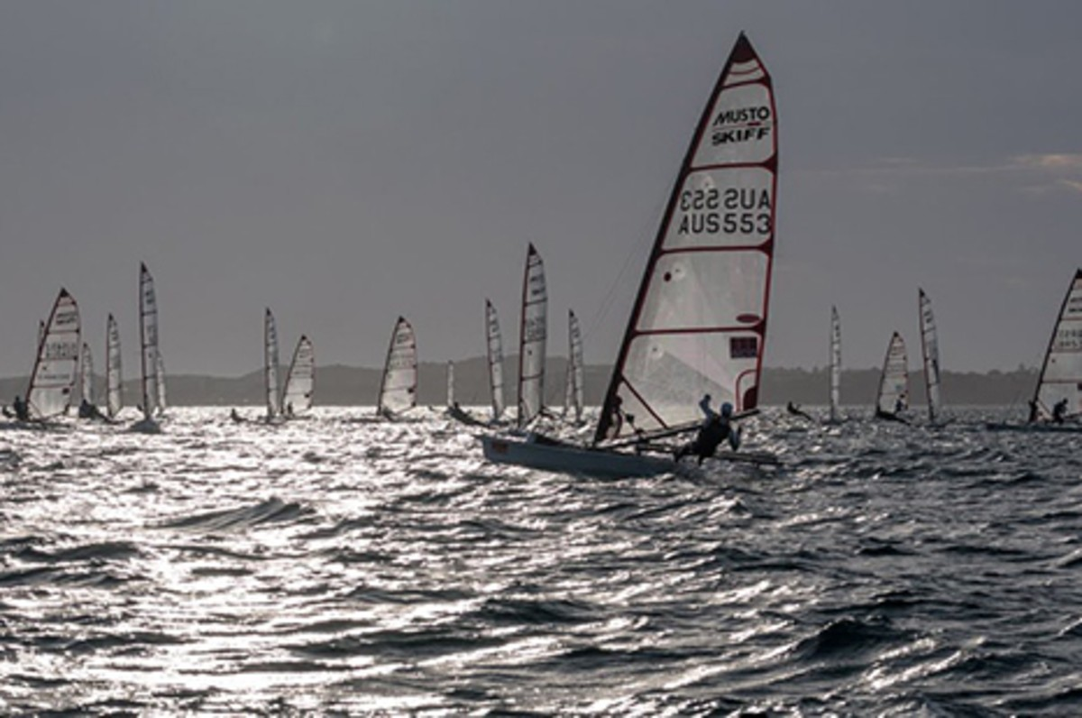 Bigger breeze in store for Musto Skiff Finale