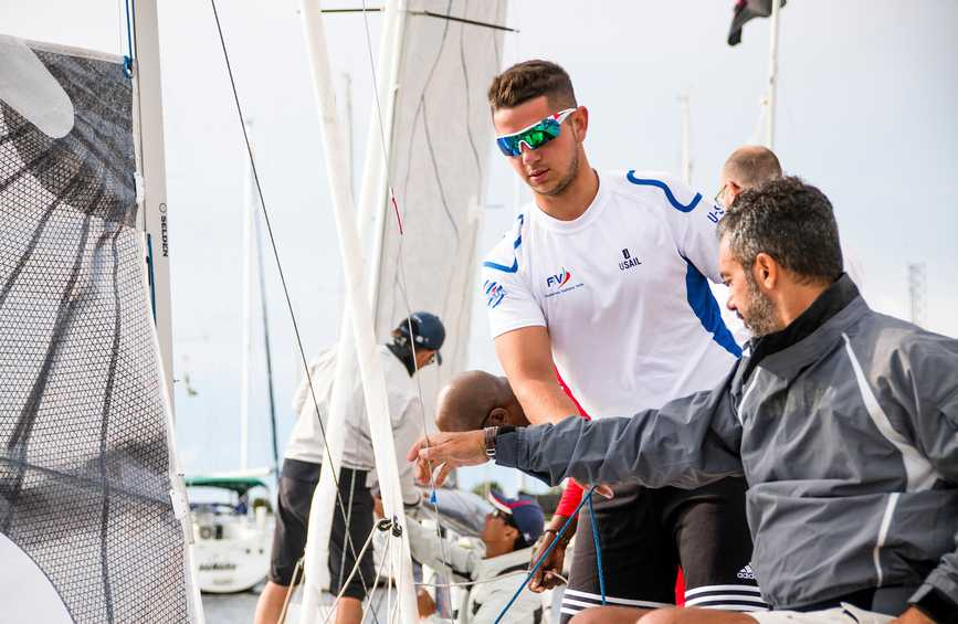 Antigua welcomes sailors for first Paralympic Development Program clinic of 2019