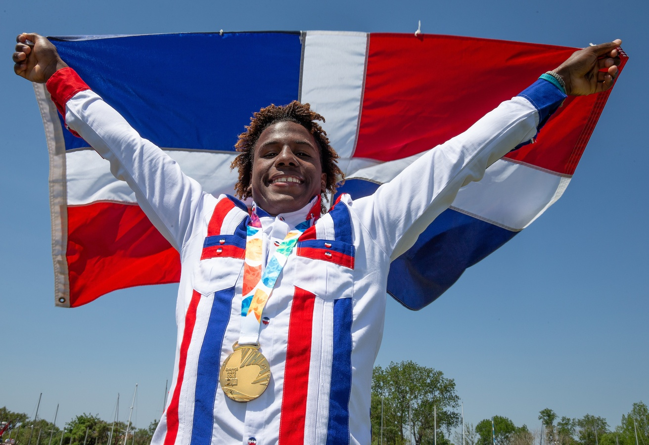 Italy and the Dominican Republic claim final Sailing golds at the Youth Olympic Games