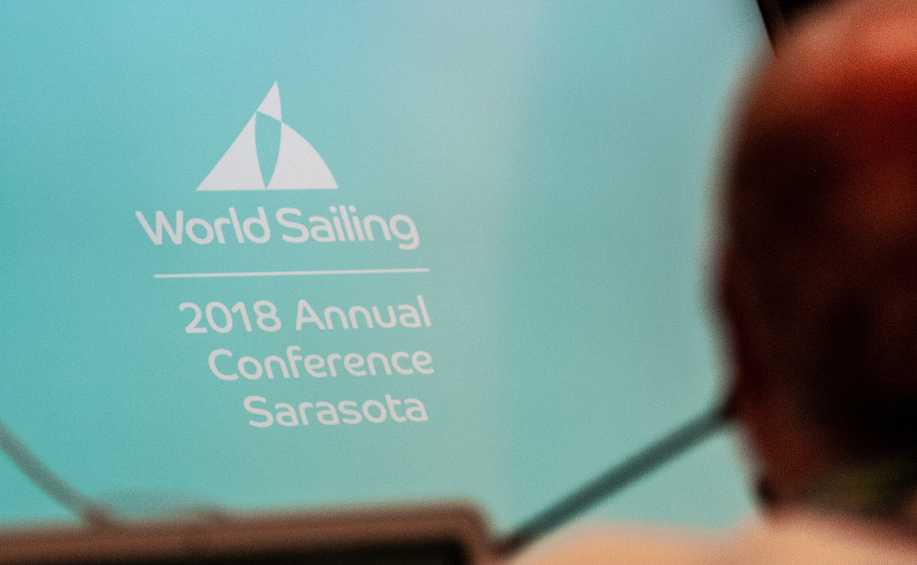 WATCH - World Sailing's AGM - 4 November