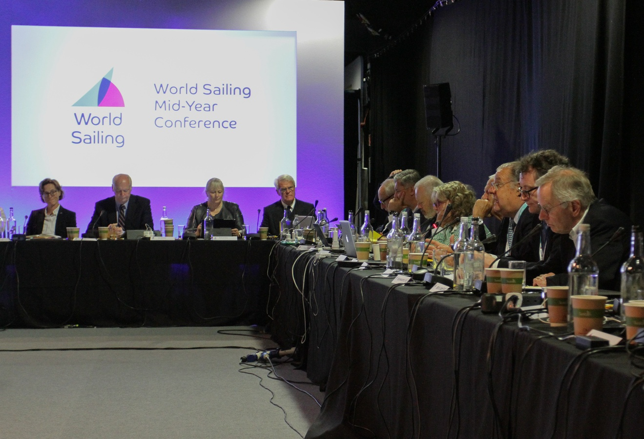 Paris 2024 decisions made at World Sailing's 2019 Mid-Year Meeting