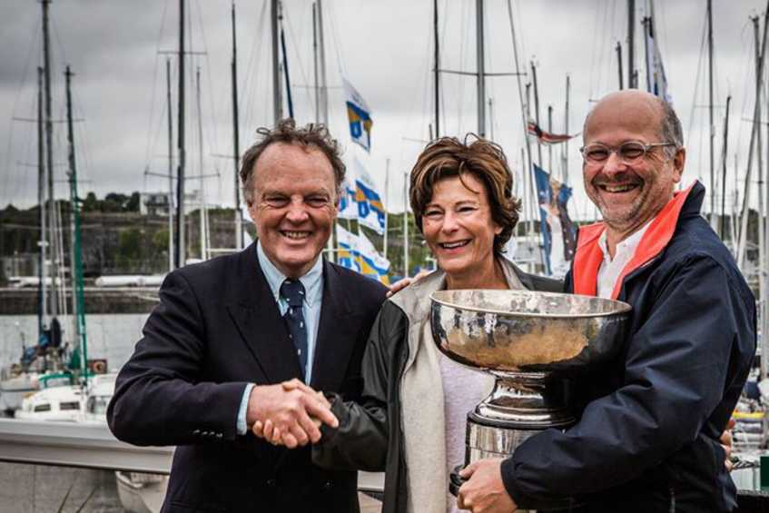 France claims Fastnet Challenge Cup for third consecutive time
