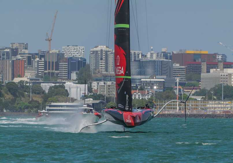 Match conditions confirmed for the America's Cup Match and dates announced for Prada Cup