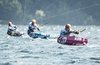 Delight and despair at Formula Kite Mixed Team Relay Europeans