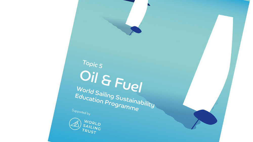 Sustainability Education Programme Topic 5 - Oil & Fuel - available now