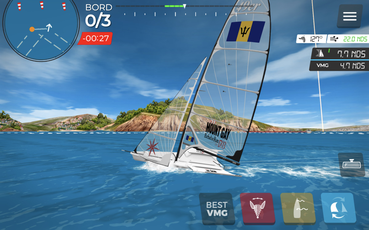 Mount Gay join World Sailing as Official eSailing Partner