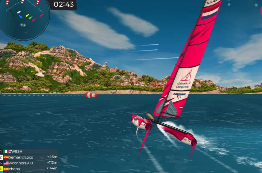 Iconic Olympic class regattas launched in Virtual Regatta