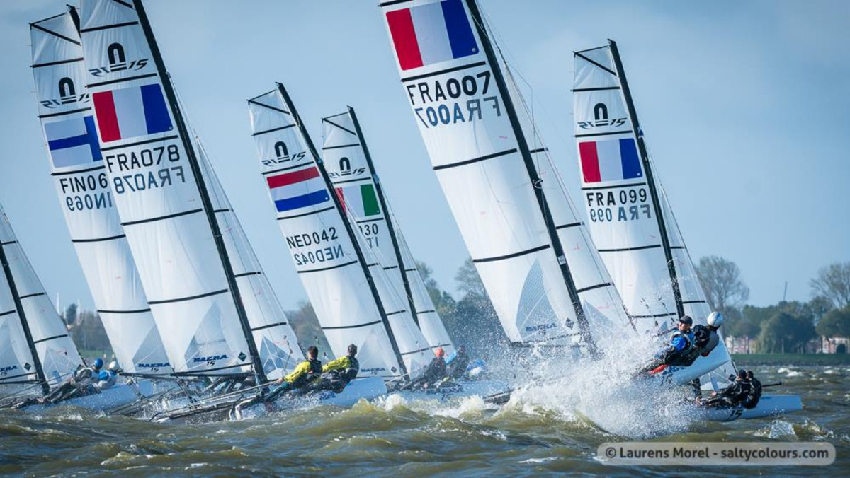 Suisse and Tunisia first two nations qualified for the Nacra 15 Youth Olympic Games 2018