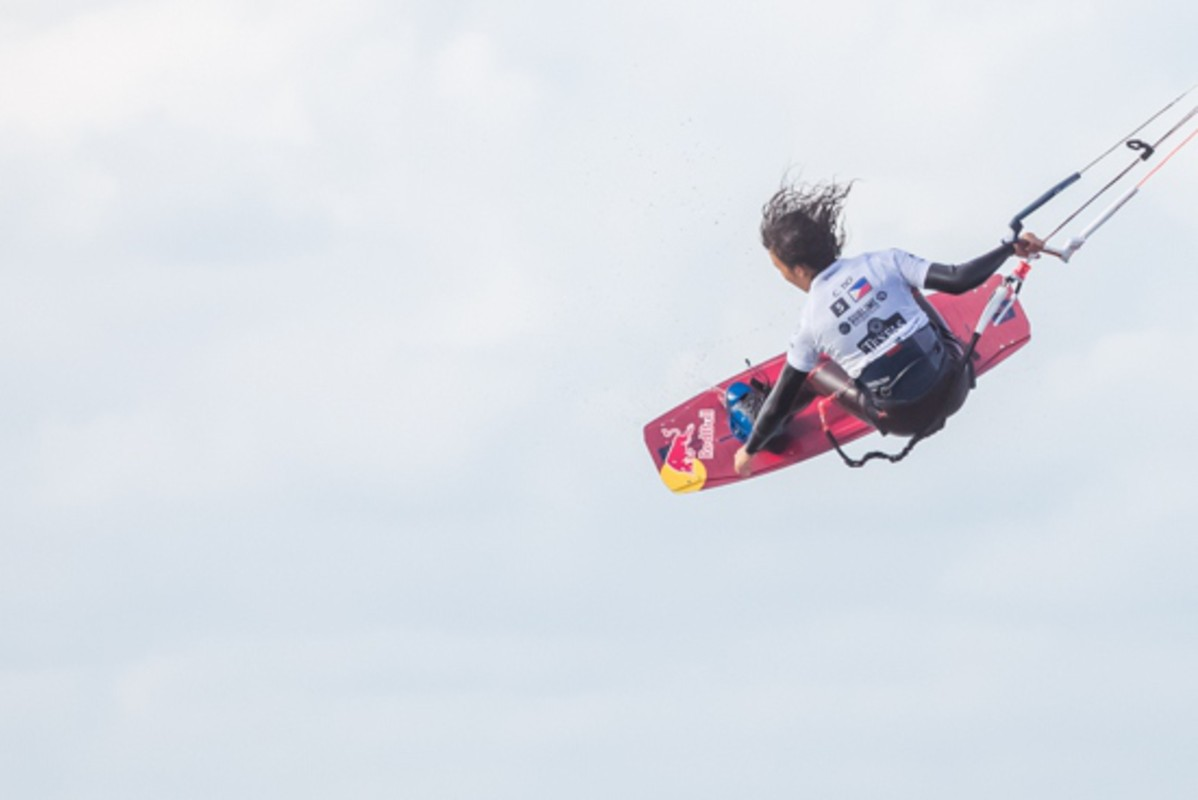 2017 Texel Brunotti Kiteboard World Cup - Day three - Qualifier League