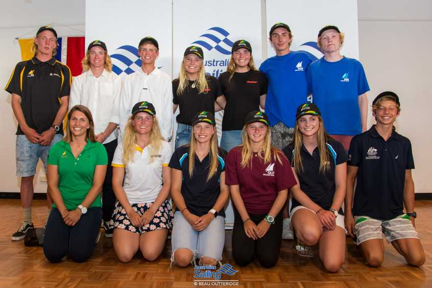 2017 Australian Sailing Youth Team Announced
