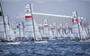 Nacra 15 Youth Olympic Qualifier underway in Barcelona