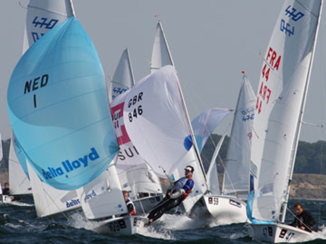 2010 Delta Lloyd 470 World Championships