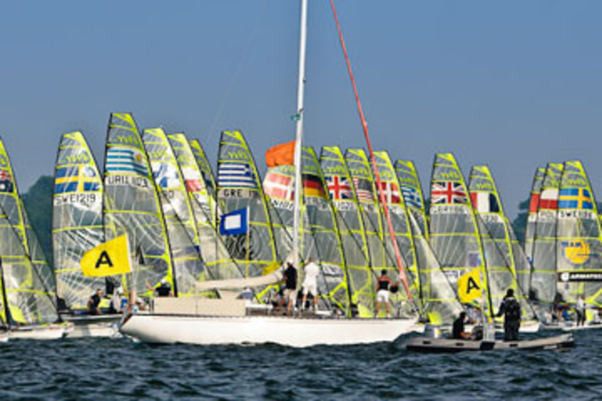 2011 European Championships 49ers