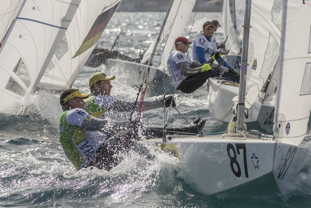 Five within three points after day one of the Star Sailors League Finals